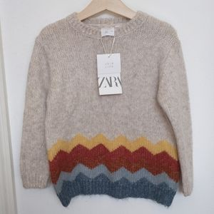 COPY - NWT Zara sweater  4-5yrs